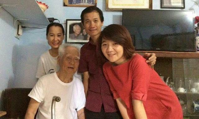 Nhạc sĩ Giáng Son và cuộc gặp gỡ hiếm hoi với nhạc sĩ Nguyễn Văn Tý - Ảnh 2.