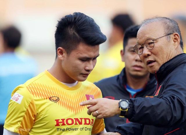 Hành xử lạ chưa từng có của thầy Park trước VCK U23 Châu Á - Ảnh 2.