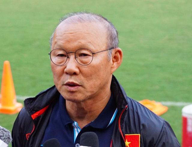 Hành xử lạ chưa từng có của thầy Park trước VCK U23 Châu Á - Ảnh 3.
