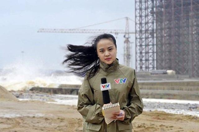 Nữ MC sexy, dũng cảm dẫn dắt giữa trời mưa bão của VTV giờ ra sao? - Ảnh 2.