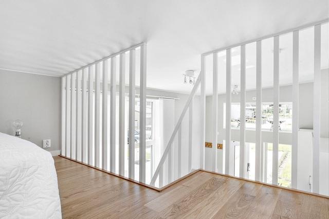 Ngôi nhà nhỏ rộng vỏn vẹn 19m² vẫn hiện lên xinh xắn với đầy đủ tiện nghi, ai yêu thích cuộc sống độc lập cũng thích - Ảnh 13.