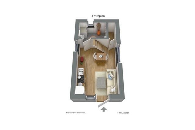 Ngôi nhà nhỏ rộng vỏn vẹn 19m² vẫn hiện lên xinh xắn với đầy đủ tiện nghi, ai yêu thích cuộc sống độc lập cũng thích - Ảnh 15.
