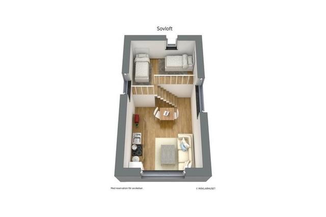Ngôi nhà nhỏ rộng vỏn vẹn 19m² vẫn hiện lên xinh xắn với đầy đủ tiện nghi, ai yêu thích cuộc sống độc lập cũng thích - Ảnh 18.