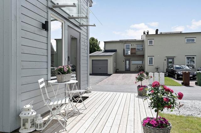 Ngôi nhà nhỏ rộng vỏn vẹn 19m² vẫn hiện lên xinh xắn với đầy đủ tiện nghi, ai yêu thích cuộc sống độc lập cũng thích - Ảnh 5.