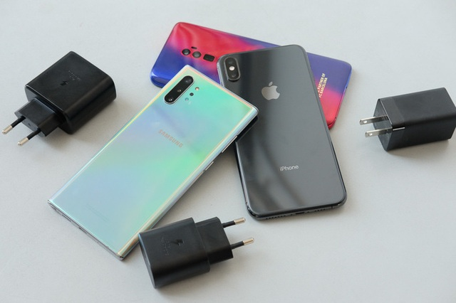 5 sáng tạo nổi bật trên smartphone 2019 - Ảnh 5.