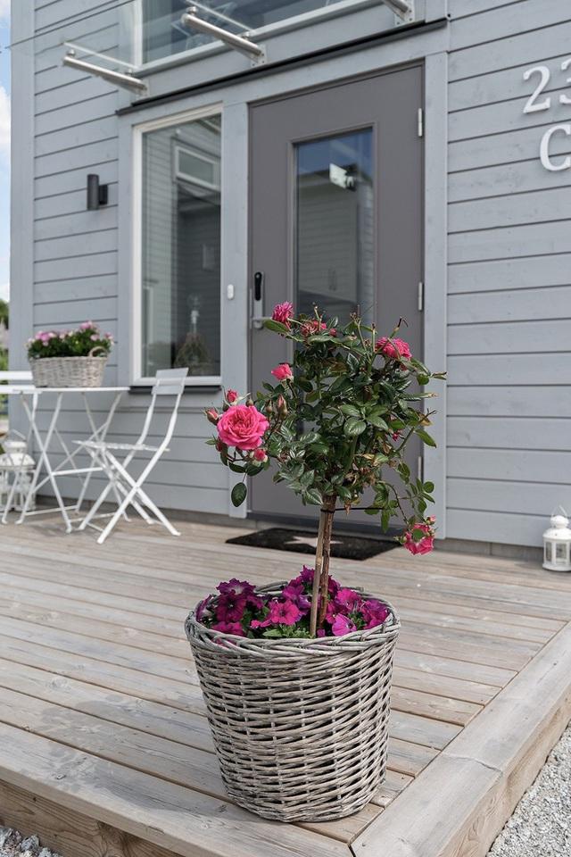 Ngôi nhà nhỏ rộng vỏn vẹn 19m² vẫn hiện lên xinh xắn với đầy đủ tiện nghi, ai yêu thích cuộc sống độc lập cũng thích - Ảnh 6.