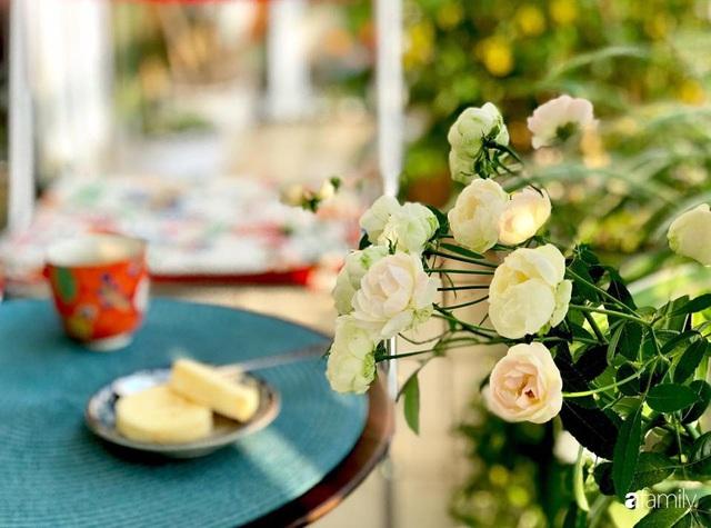 Căn hộ nhỏ xinh sở hữu góc nào cũng đầy cây và hoa của nữ giảng viên đại học Bách Khoa Hà Nội - Ảnh 9.
