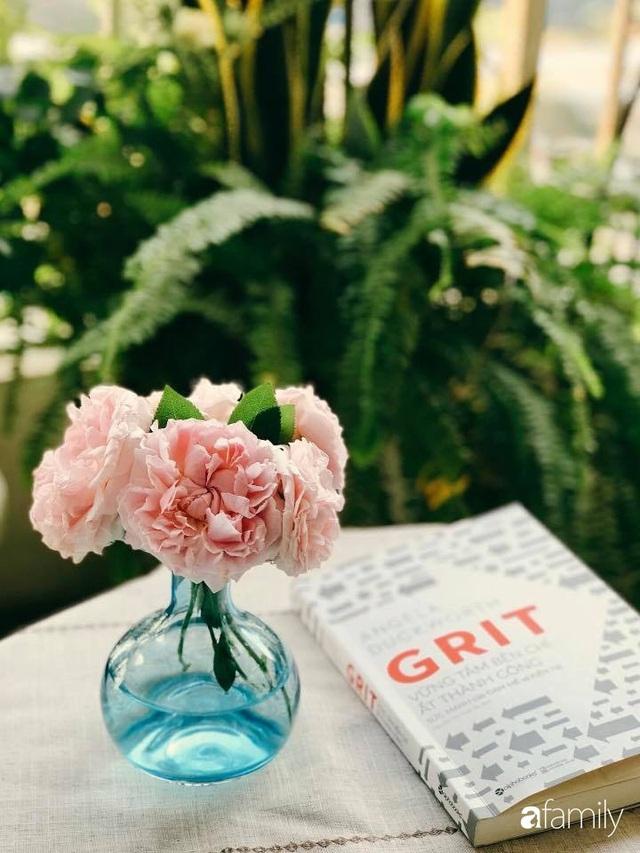 Căn hộ nhỏ xinh sở hữu góc nào cũng đầy cây và hoa của nữ giảng viên đại học Bách Khoa Hà Nội - Ảnh 10.