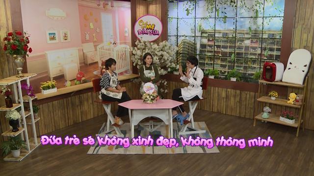 Ngọc Lan choáng khi Trang Trần nói: Có chồng đi ngoại tình, việc đầu tiên phải vỗ tay - Ảnh 2.