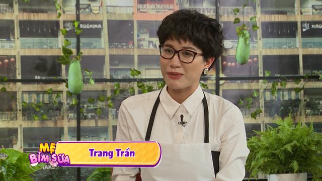 Ngọc Lan choáng khi Trang Trần nói: Có chồng đi ngoại tình, việc đầu tiên phải vỗ tay - Ảnh 3.