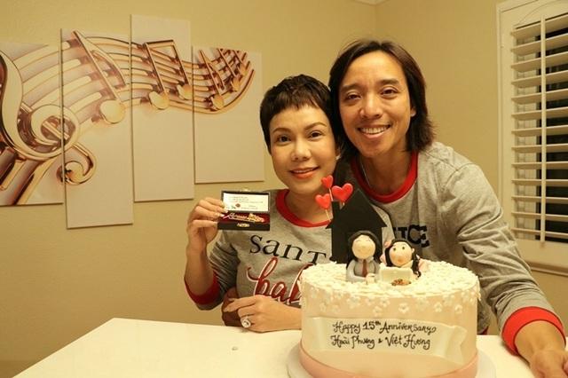 Vợ chồng danh hài Việt Hương 15 năm bên nhau - Ảnh 4.
