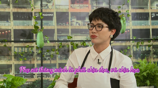 Ngọc Lan choáng khi Trang Trần nói: Có chồng đi ngoại tình, việc đầu tiên phải vỗ tay - Ảnh 4.