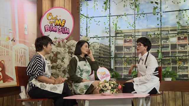 Ngọc Lan choáng khi Trang Trần nói: Có chồng đi ngoại tình, việc đầu tiên phải vỗ tay - Ảnh 5.