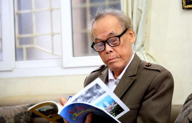 Nhạc sỹ Lê Hàm: Anh Nguyễn Văn Tý là người ham làm việc và không thích ai chiều chuộng mình - Ảnh 1.