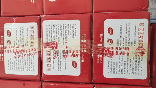VIDEO: Bắt hơn 1 tấn thịt đông lạnh, bánh kẹo Trung Quốc đang tập kết ở Hà Nội - Ảnh 7.