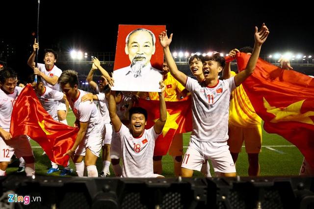 Quang Hải: 'Không còn ai dám đánh giá thấp U23 Việt Nam ở châu Á' - Ảnh 2.
