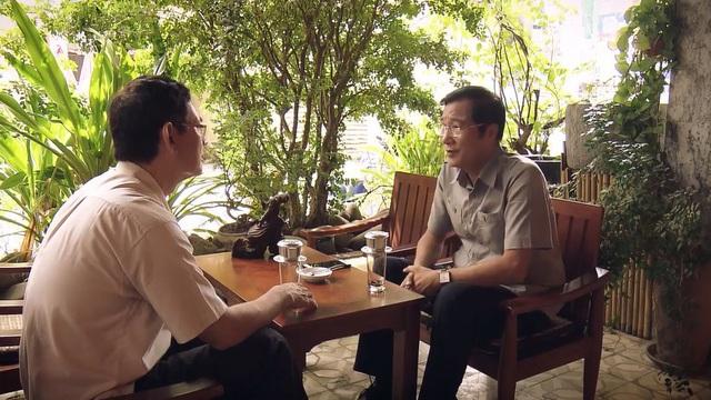 Sinh tử tập 21: Bí thư Nhân tiết lộ đã từng được hối lộ khi mới về tỉnh Việt Thanh - Ảnh 1.