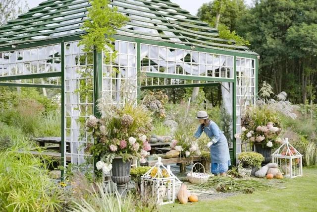 Cặp vợ chồng trẻ dành 5 năm để biến khu đất hoang rộng 6000m² thành khu vườn thiên đường của cỏ cây, hoa lá - Ảnh 6.