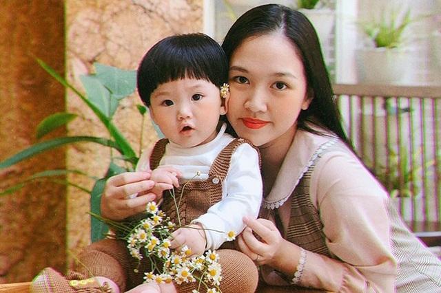 Những mỹ nhân Việt sinh con đầu lòng năm 2019 - Ảnh 10.