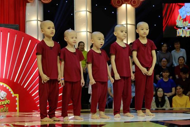Bật mí kịch bản giành 150 triệu của 5 chú tiểu tại 'Thách thức danh hài - Ảnh 2.