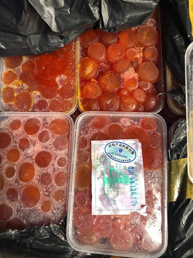 Bắt 2 container thịt đông lạnh nhập lậu tại siêu thị MM Mega Market - Ảnh 3.