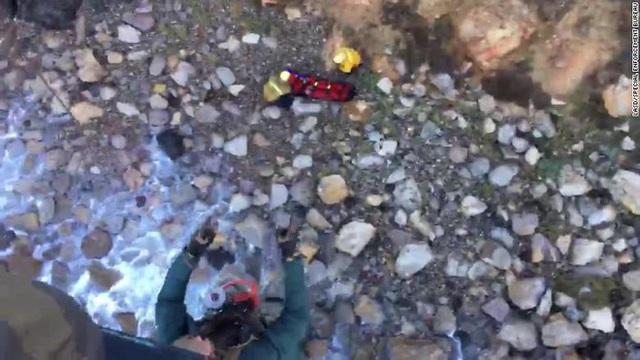 Cô gái Mỹ sống sót thần kỳ sau khi rơi vách đá 60 m nhờ tiếng hét - Ảnh 1.