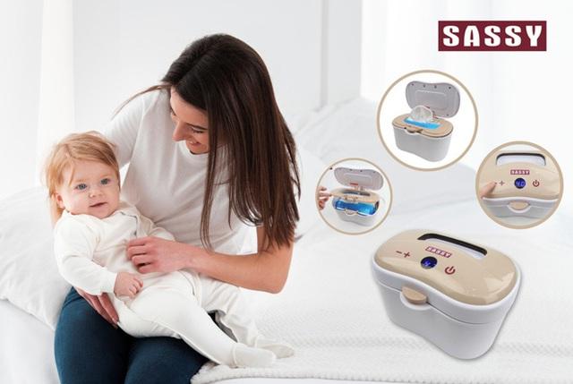 Chăm sóc bé nhàn tênh với loạt sản phẩm hữu ích đến từ châu Âu - Ảnh 1.