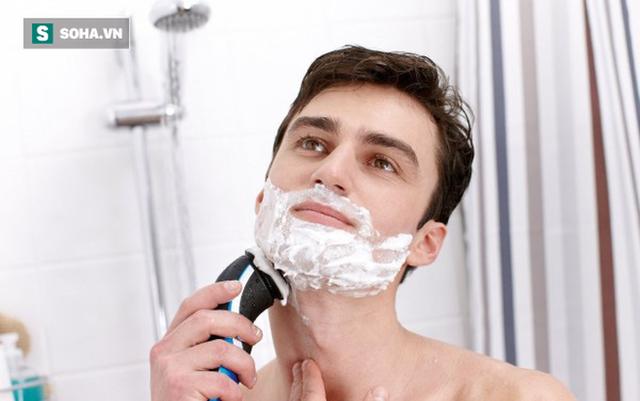Nam giới mọc râu quá nhanh có phải có vấn đề về nội tiết hay không: Hãy nghe BS phân tích - Ảnh 1.
