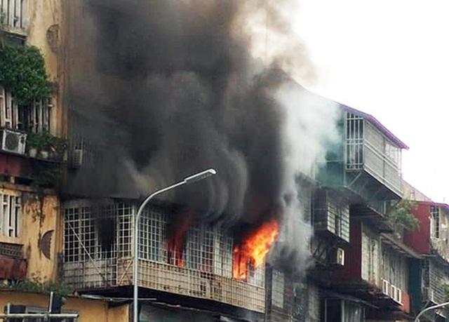 Những khu tập thể từng xảy ra cháy, người dân vẫn thờ ơ với hỏa hoạn - Ảnh 7.