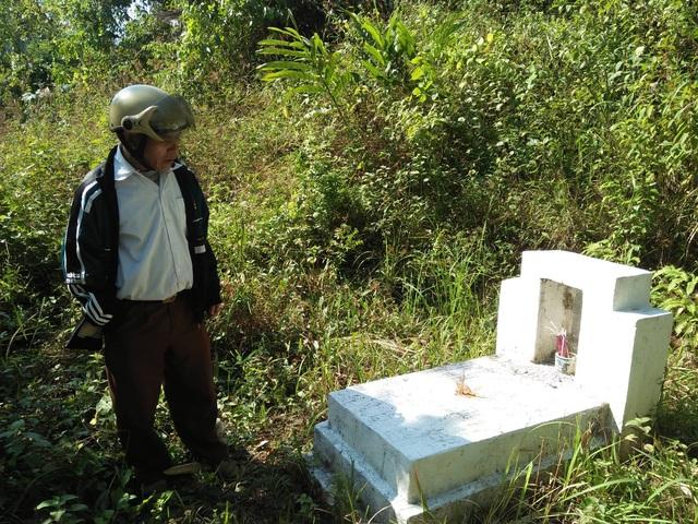 Lời kể của thân nhân vụ 13 mộ liệt sĩkhông có hài cốt ở Bắc Kạn - Ảnh 4.