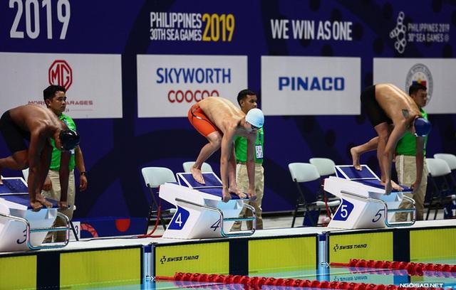 Huy Hoàng khoe cơ bắp sau khi phá kỷ lục SEA Games - Ảnh 2.