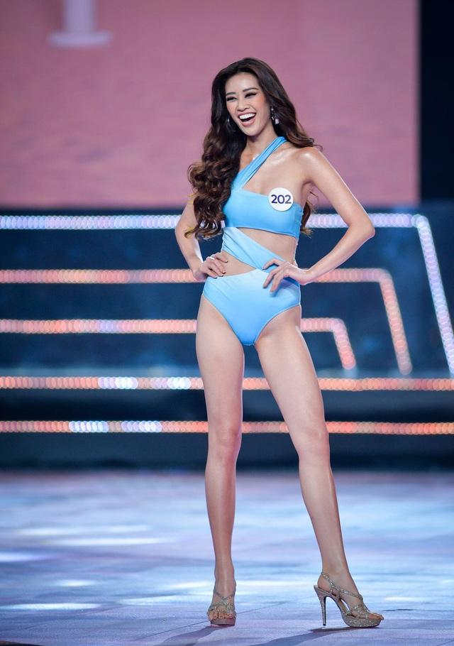 Ba thí sinh catwalk đẹp nhất ở Hoa hậu Hoàn vũ Việt Nam 2019 là ai?  - Ảnh 2.