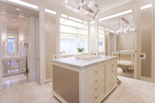 Ý tưởng tuyệt vời để phòng thay đồ của bạn thêm hoàn hảo - Ảnh 2.