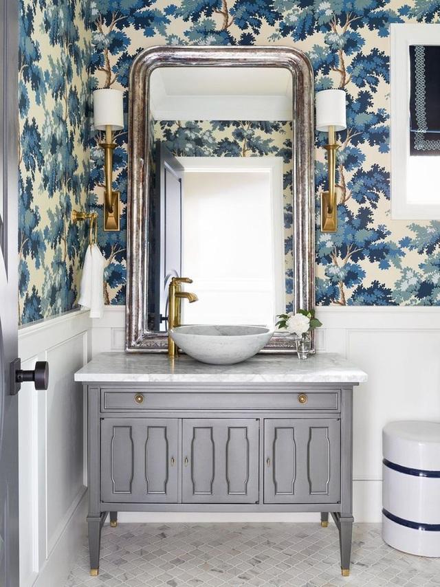 Những mẫu bồn rửa tay độc đáo cho phòng tắm gia đình thêm thu hút - Ảnh 2.