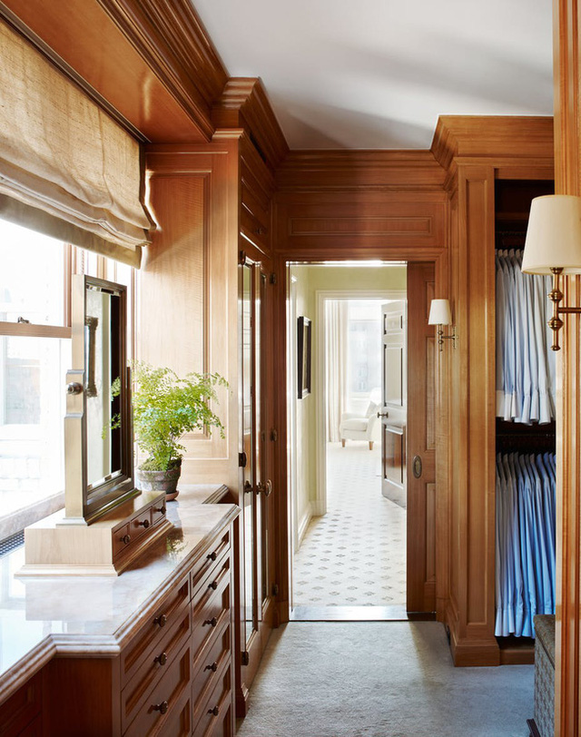 Ý tưởng tuyệt vời để phòng thay đồ của bạn thêm hoàn hảo - Ảnh 15.