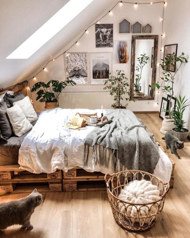 11 cách biến phòng ngủ thành không gian lãng mạn và siêu ấm áp khi đông về - Ảnh 4.