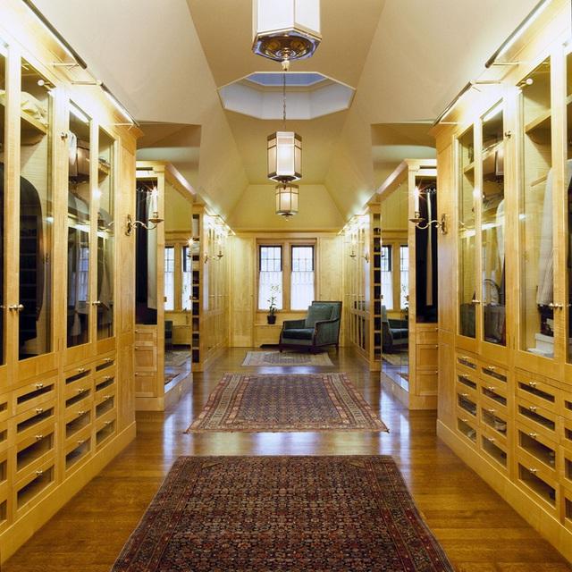 Ý tưởng tuyệt vời để phòng thay đồ của bạn thêm hoàn hảo - Ảnh 4.