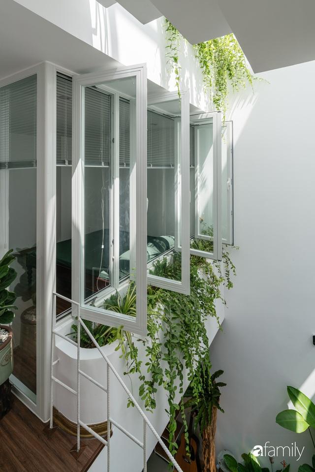 Ngôi nhà nhỏ trong lành và duyên dáng với cây xanh thân thiện của cặp vợ chồng mới cưới ở TP. Đà Nẵng - Ảnh 22.