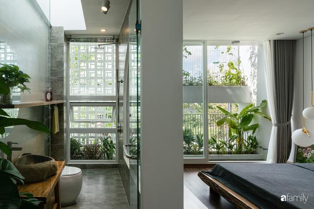 Ngôi nhà nhỏ trong lành và duyên dáng với cây xanh thân thiện của cặp vợ chồng mới cưới ở TP. Đà Nẵng - Ảnh 23.