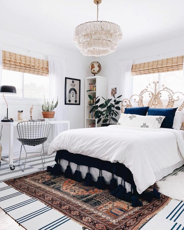 11 cách biến phòng ngủ thành không gian lãng mạn và siêu ấm áp khi đông về - Ảnh 5.