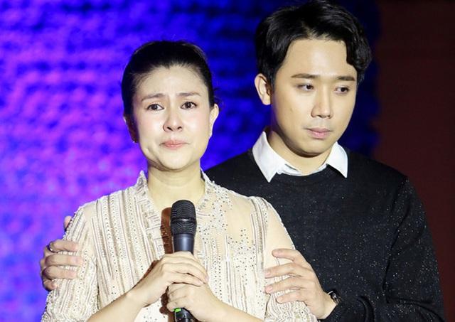 Quyền Linh: Tôi đứt ruột khi thấy Kim Thư bán từng dĩa cơm kiếm sống - Ảnh 3.