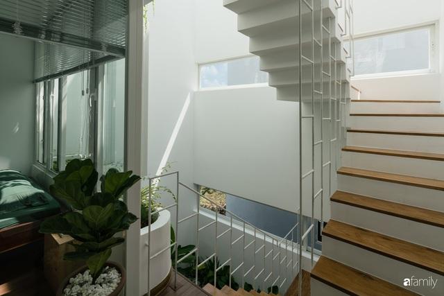 Ngôi nhà nhỏ trong lành và duyên dáng với cây xanh thân thiện của cặp vợ chồng mới cưới ở TP. Đà Nẵng - Ảnh 32.