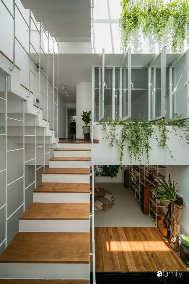 Ngôi nhà nhỏ trong lành và duyên dáng với cây xanh thân thiện của cặp vợ chồng mới cưới ở TP. Đà Nẵng - Ảnh 34.