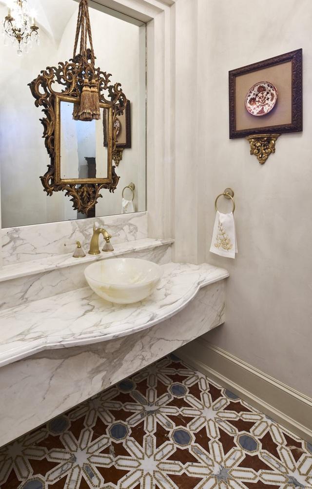 Những mẫu bồn rửa tay độc đáo cho phòng tắm gia đình thêm thu hút - Ảnh 6.