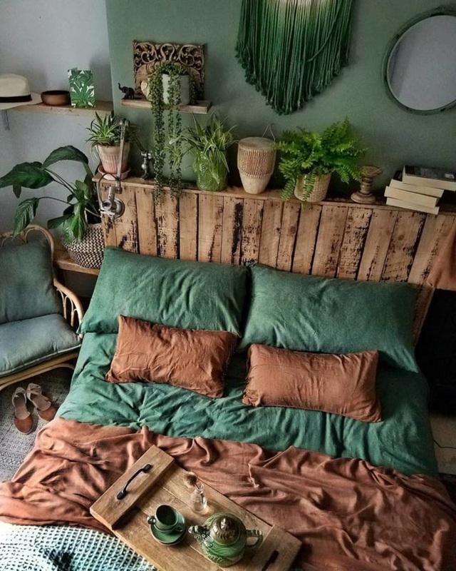 11 cách biến phòng ngủ thành không gian lãng mạn và siêu ấm áp khi đông về - Ảnh 7.