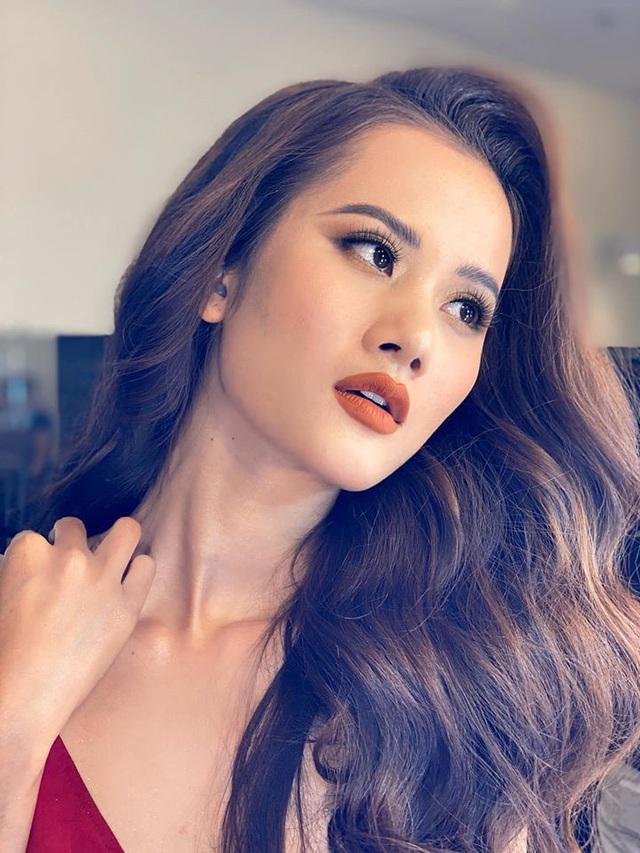 Ba thí sinh catwalk đẹp nhất ở Hoa hậu Hoàn vũ Việt Nam 2019 là ai?  - Ảnh 7.
