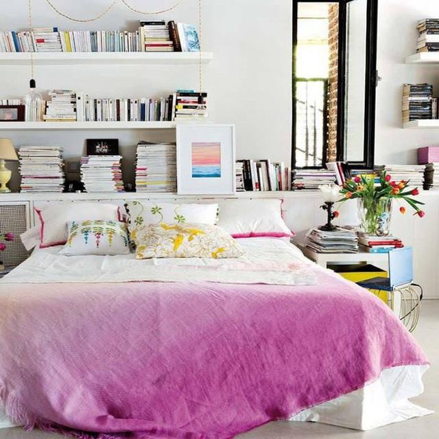 11 cách biến phòng ngủ thành không gian lãng mạn và siêu ấm áp khi đông về - Ảnh 8.