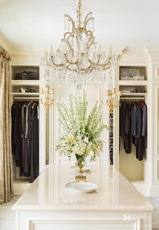 Ý tưởng tuyệt vời để phòng thay đồ của bạn thêm hoàn hảo - Ảnh 8.