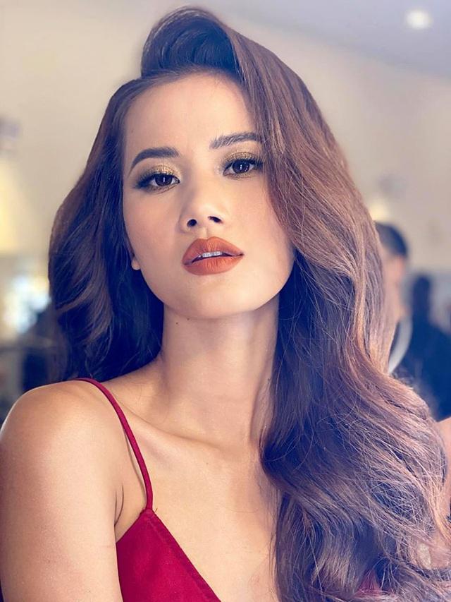 Ba thí sinh catwalk đẹp nhất ở Hoa hậu Hoàn vũ Việt Nam 2019 là ai?  - Ảnh 8.