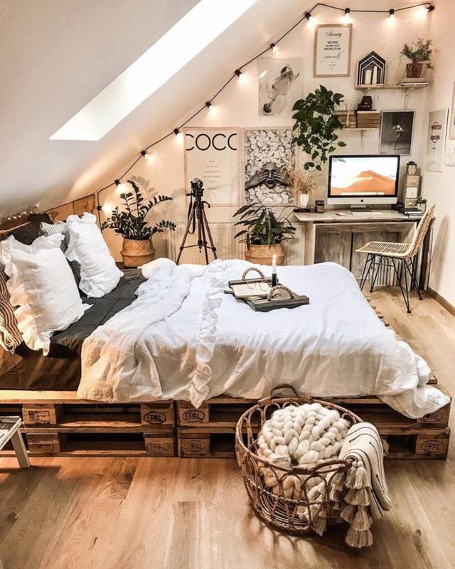11 cách biến phòng ngủ thành không gian lãng mạn và siêu ấm áp khi đông về - Ảnh 9.